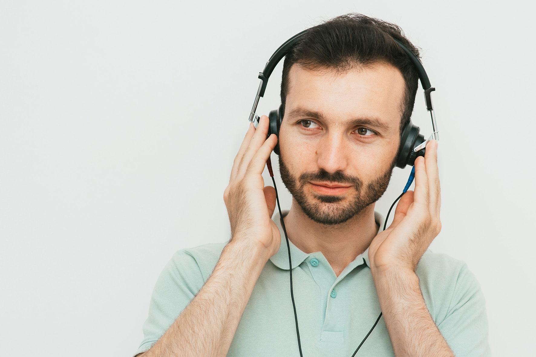 тональна аудіометрія