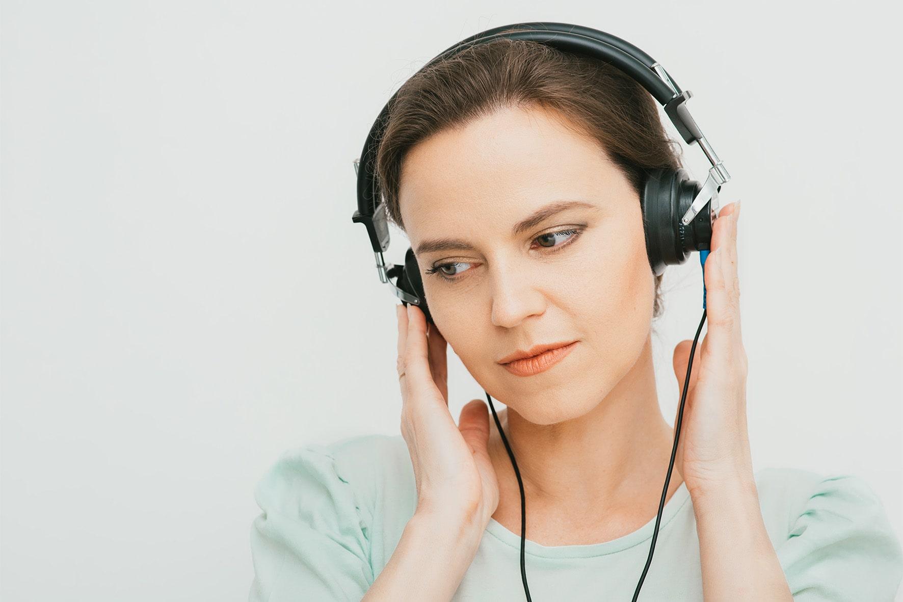 аудіометрія