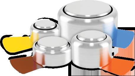 Батаре для всіх марок слухових апаратів