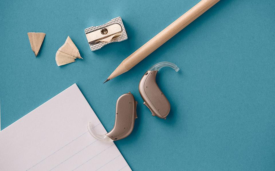 sharpener, pencil, hearing aids